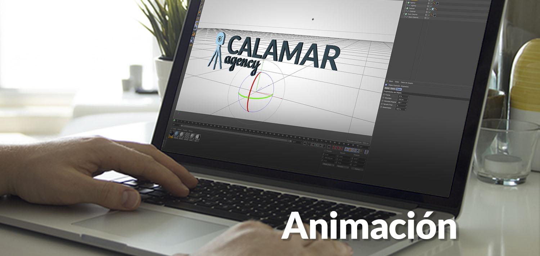 Animación | Calamar Agency