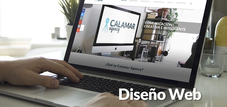 Diseño Web | Calamar Agency
