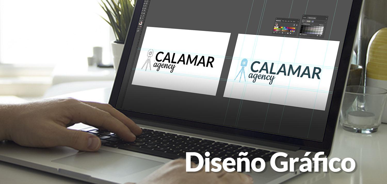 Diseño Gráfico | Calamar Agency