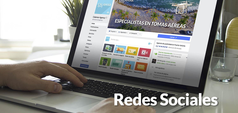 Redes-Sociales | Calamar Agency